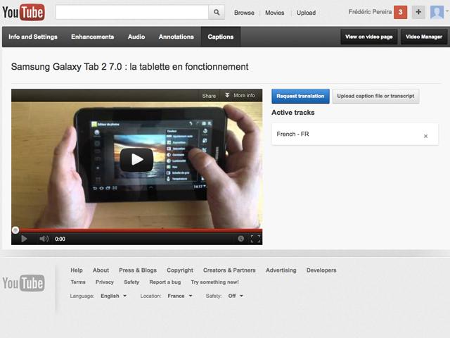 YouTube facilite la création de sous-titres pour les vidéos
