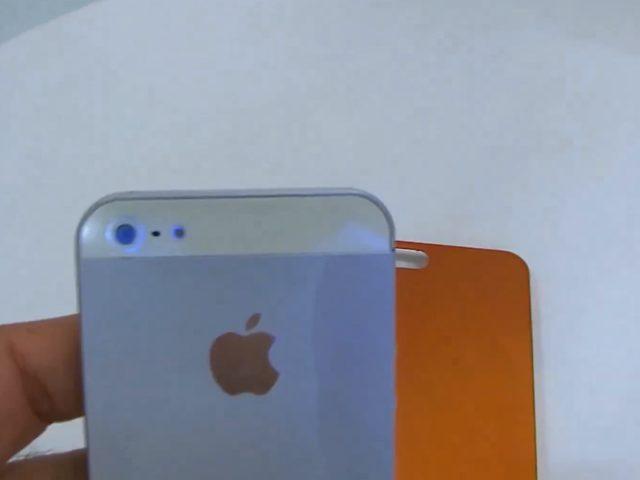 iPhone 5 : la première prise en main du nouvel iPhone en vidéo ?