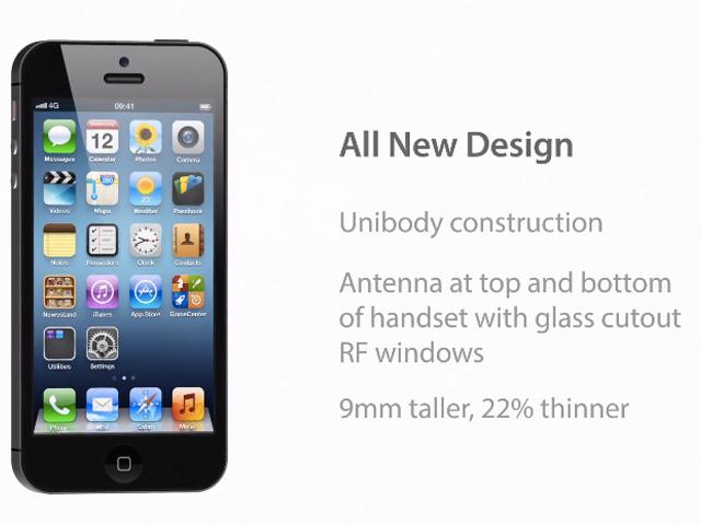 iPhone 5 : un magnifique concept centralisant toutes les rumeurs sur le nouvel iPhone