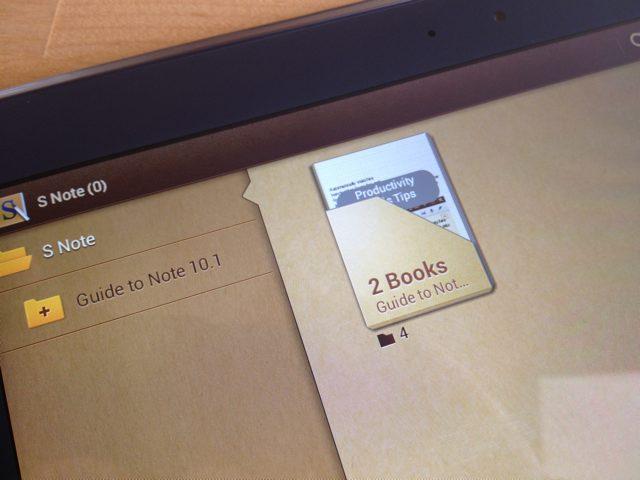 Test : Samsung Galaxy Note 10.1