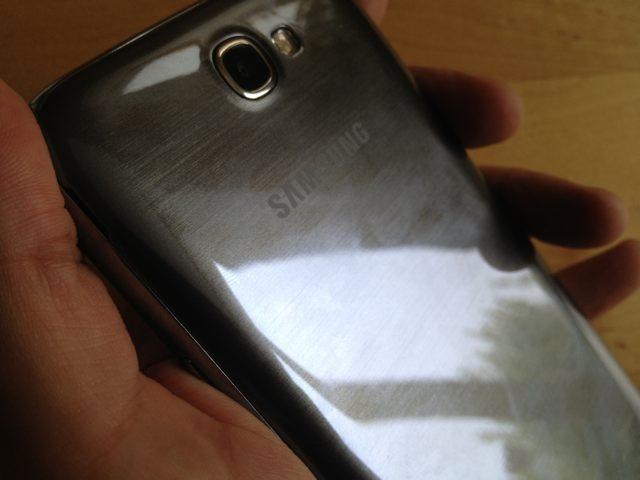 Test : Samsung Galaxy Note 2