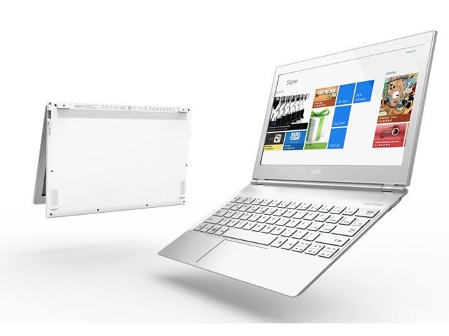 Acer Aspire S7, un nouvel ultrabook pour le 26 octobre