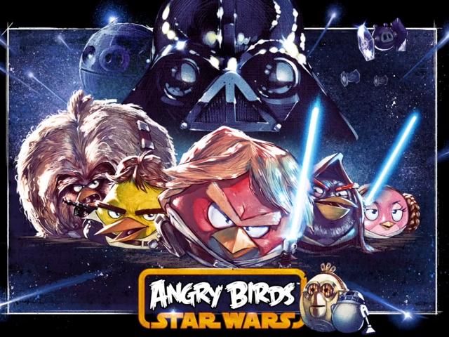 Angry Birds Star Wars : la première vidéo de gameplay