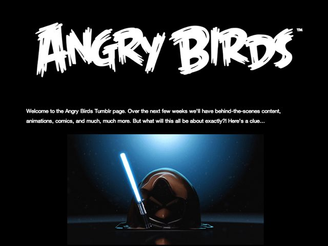 Angry Birds Star Wars : sortie le 8 novembre sur iOS et Android