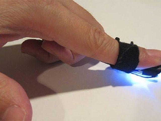 Magic Finger, transformer son doigt en souris