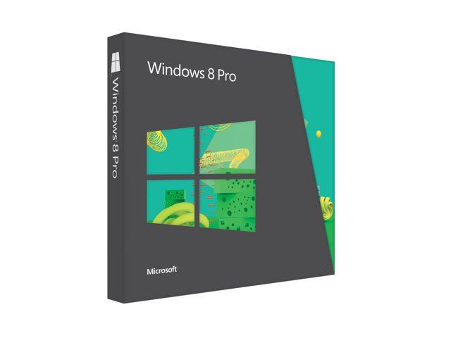 Windows 8 : les boites et les prix