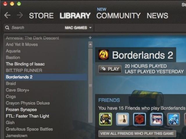Borderlands 2 : bientôt dispo sur Mac OS ?