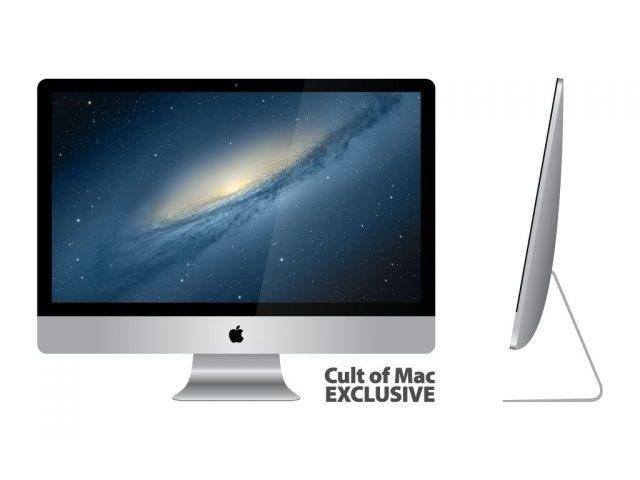 iMac : un beau concept en attendant le prochain tout-en-un d'Apple