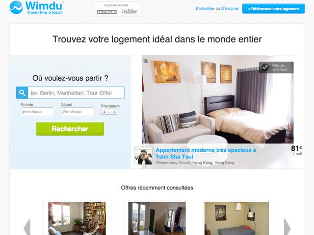 Concours : 400€ de bons d'achat à dépenser chez Wimdu !