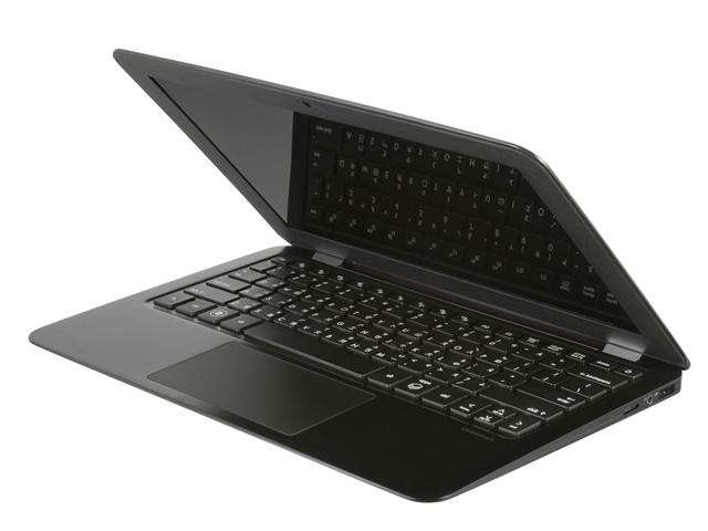 Gigabyte X11 : un ultrabook en carbone, le plus léger au monde