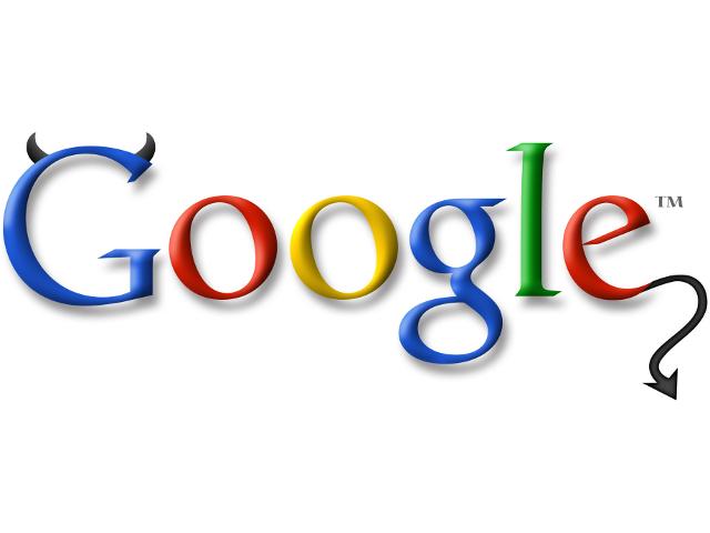 Google, le diable