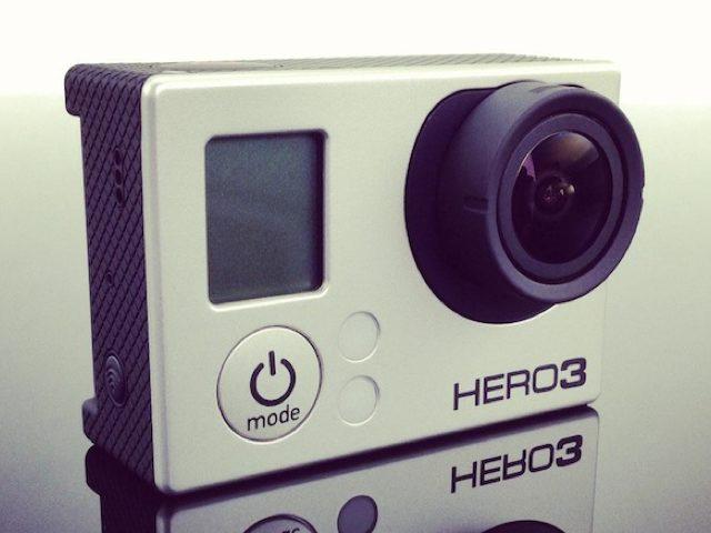 GoPro Hero 3 : plus petite, plus rapide et moins chère
