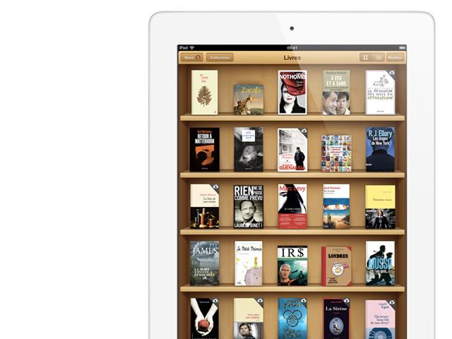iBooks 3.0 : les nouveautés de la nouvelle version