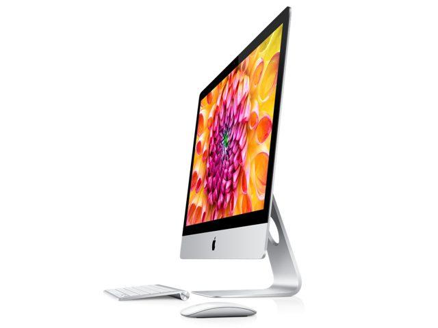 Keynote Apple : le nouvel iMac !