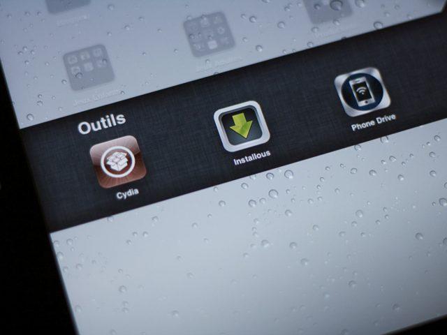Jailbreak iOS 6 : du mieux, mais toujours en tethered
