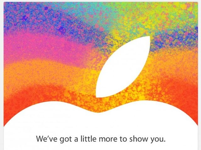 iPad Mini : la Keynote du 23 octobre confirmée par Apple