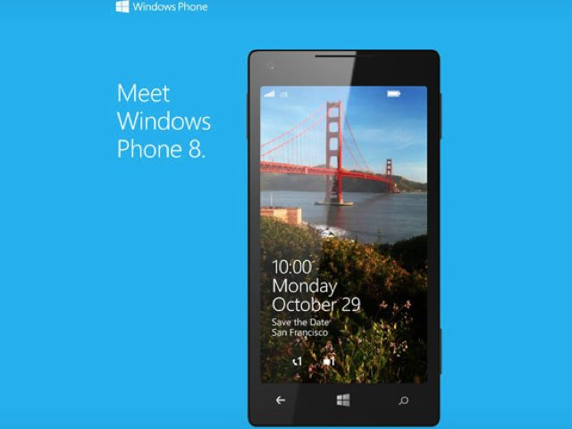 Windows Phone 8 : lancement le 29 octobre !