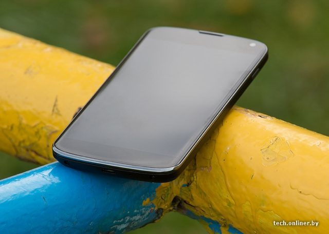 LG Nexus : une flopée de nouvelles photos