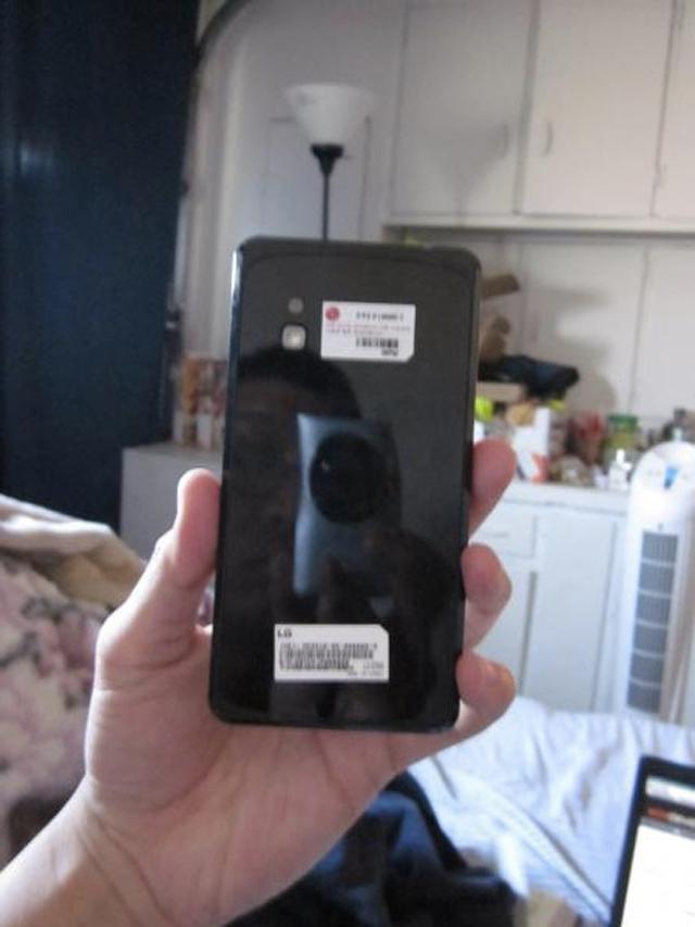LG Nexus : de nouvelles photos de l'un des prochains Nexus !