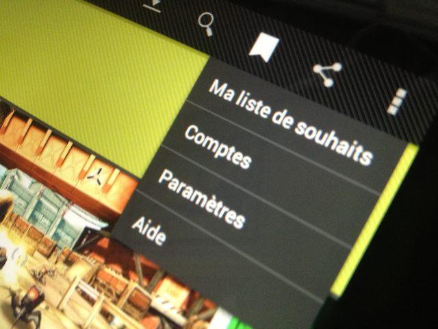 Google Play intègre maintenant une liste de souhaits !