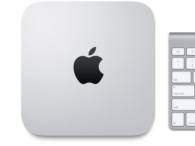 Keynote Apple : le nouveau Mac Mini