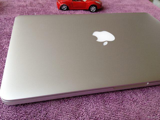 Quelques photos du MacBook Pro Retina 13 pouces