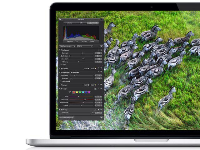 Un MacBook Pro Retina 13 pouces pour la Keynote du 23 octobre ?