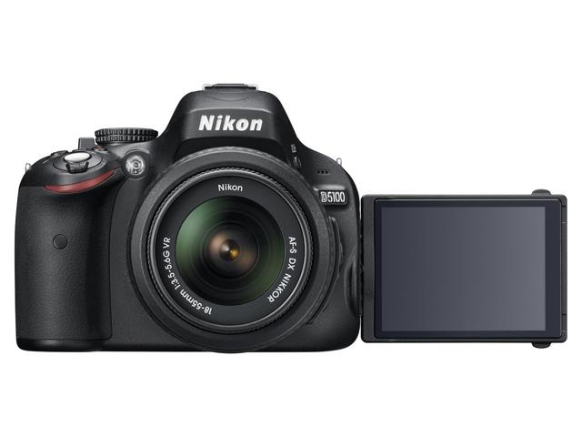 Un Nikon D5200 pour la semaine prochaine ?