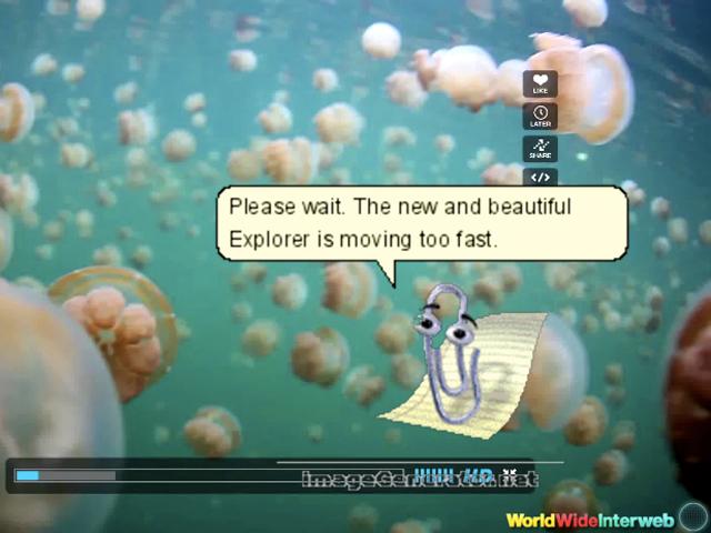 Internet Explorer 9 : et si les publicités disaient la vérité