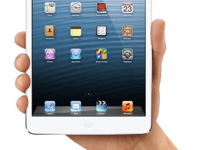 Une première parodie pour l'iPad Mini