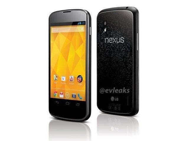 LG Nexus : une petite photo avant la conférence de Google