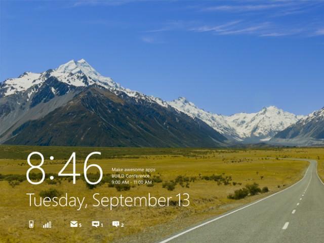 Windows 8 : la toute première publicité !