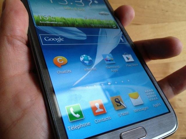 Bon Plan : le Samsung Galaxy Note 2 à 500€