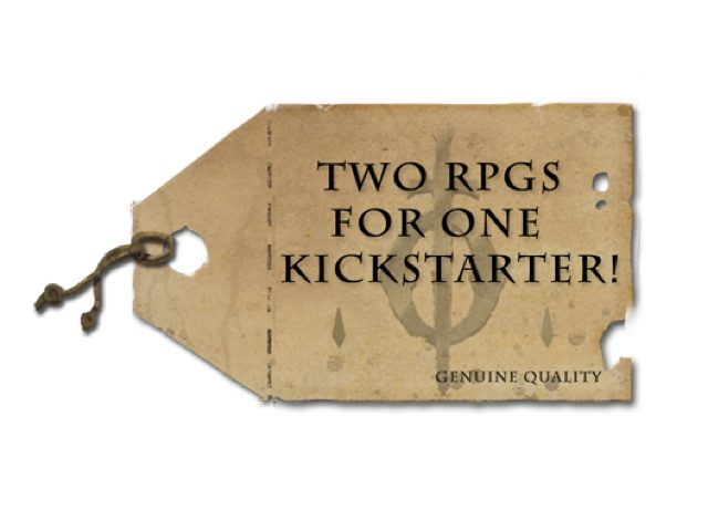 Un RPG façon vieille école débarque sur KickStarter !