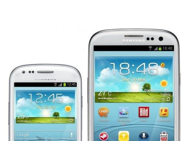 Samsung Galaxy S3 Mini : les spécifications officielles