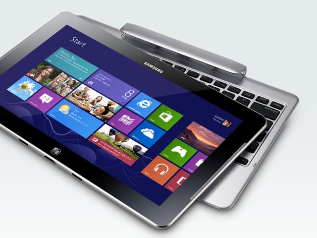 Samsung : le prix des machines hybrides Windows 8