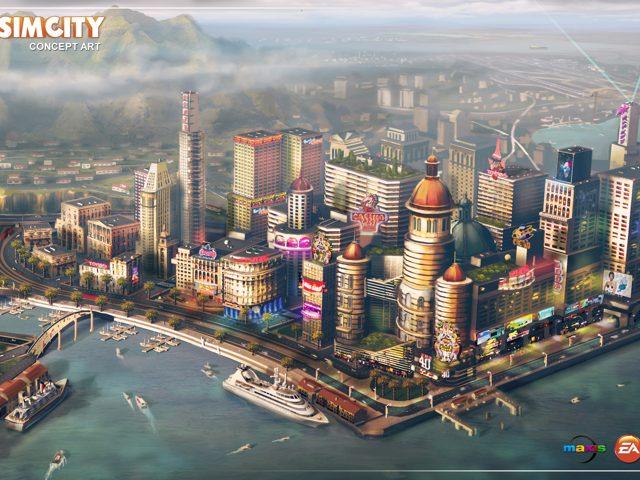 Sim City 2013 : lancement le 7 mars 2013 en France !