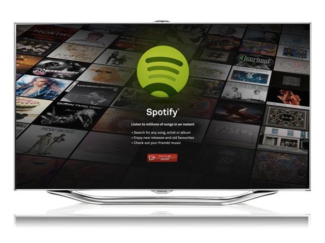 Spotify : bientôt dispo sur les Smart TV de Samsung