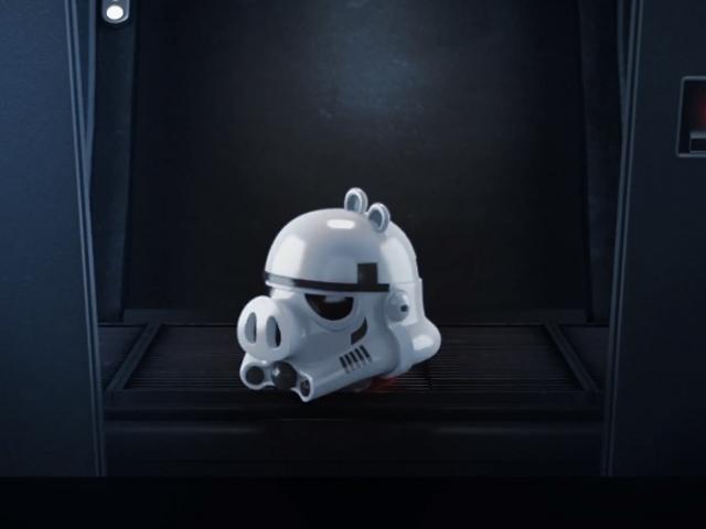 Angry Birds Star Wars : encore un nouveau teaser