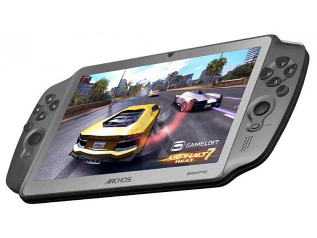 Archos Gamepad : deux vidéos de démonstration