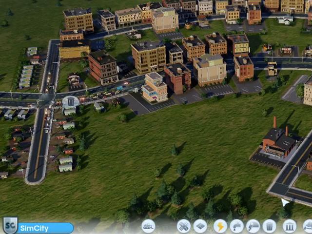 Sim City 2013 : une vidéo de 9 minutes !