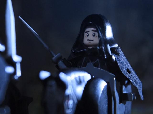 Vidéo : LEGO, A Hobbit Halloween