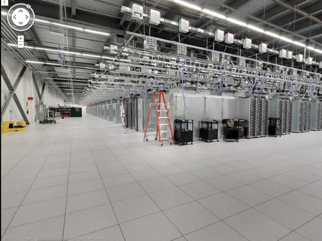 Visiter les centres de données de Google