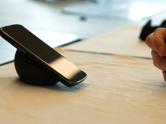 Wireless Charging Orb : une belle station de recharge pour le LG Nexus 4