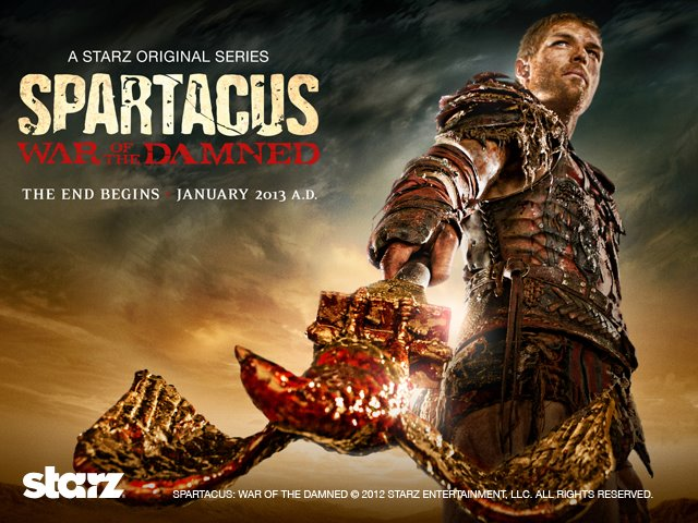 Spartacus War of the Damned : une nouvelle bande annonce !