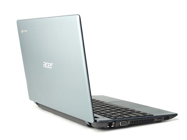 Acer C7 : un Chromebook à 199$ !