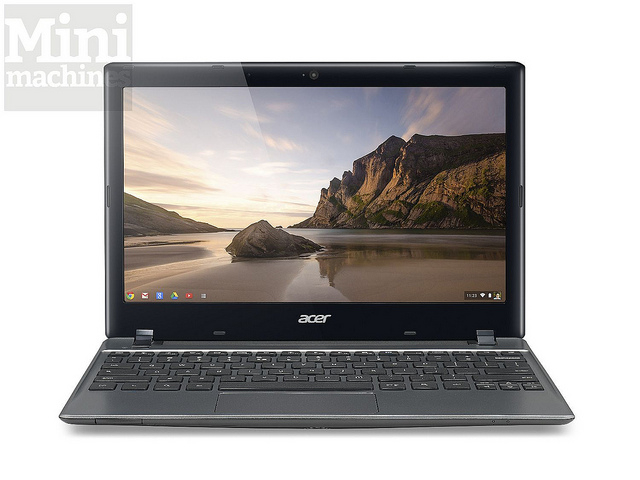 Acer Chromebook AC710 : les premières photos