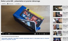 Activer le nouveau lecteur vidéo de YouTube
