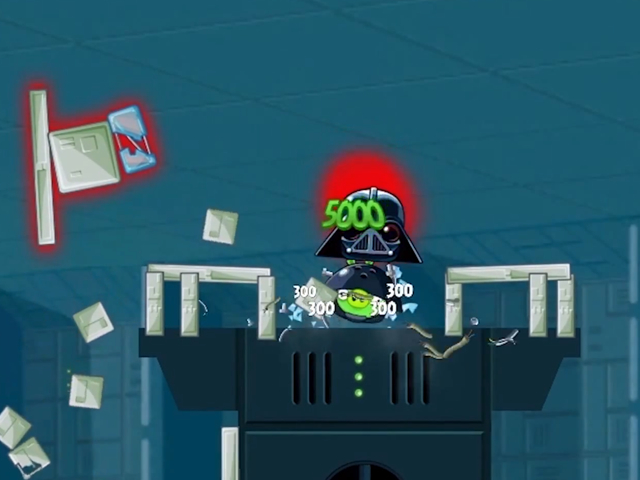 Angry Birds Star Wars : encore une vidéo de gameplay !