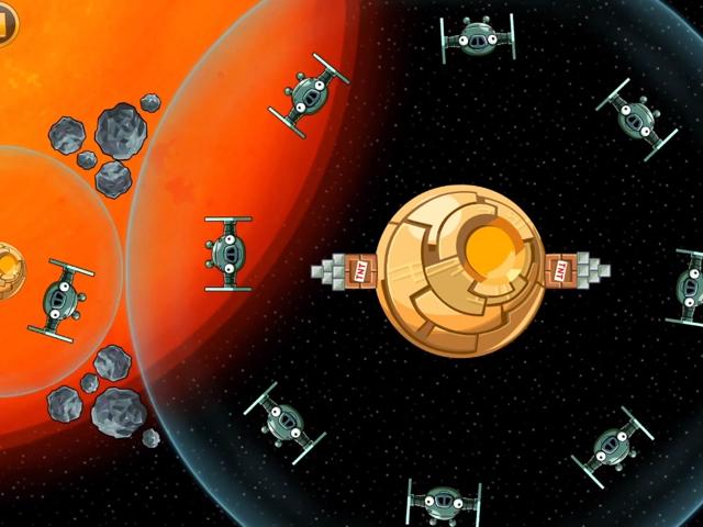 Angry Star Wars : deux nouvelles vidéos de gameplay !